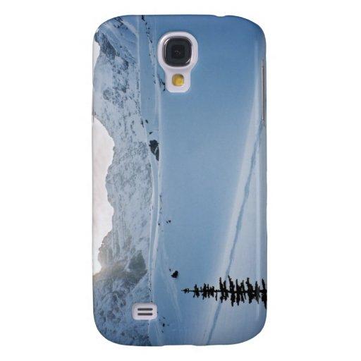 Parker Ridge Banff Park Icefields Alberta Canada Galaxy S4 Cover