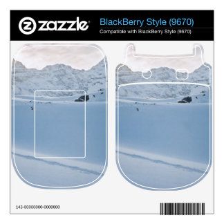 Parker Ridge Banff Park Icefields Alberta Canada Skin For The BlackBerry