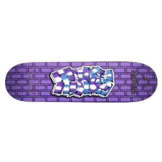 PARKER Tag 02 ~ Custom Graffiti Art Pro Skateboard