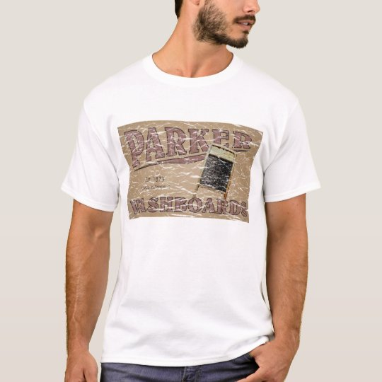 Parker Washboard - distressed T-Shirt
