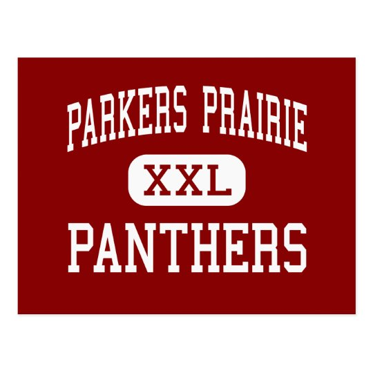 Parkers Prairie - Panthers - Parkers Prairie Postcard