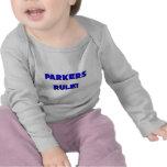 Parkers Rule! T Shirt