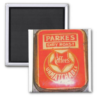Parke's 1900 Coffee Tin Magnet