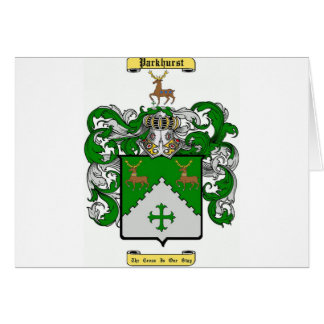 Parkhurst Card