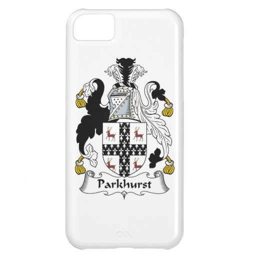 Parkhurst Family Crest iPhone 5C Case