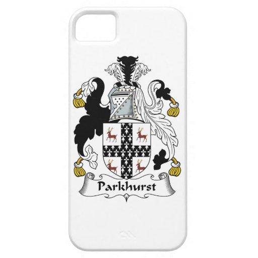 Parkhurst Family Crest iPhone 5 Case