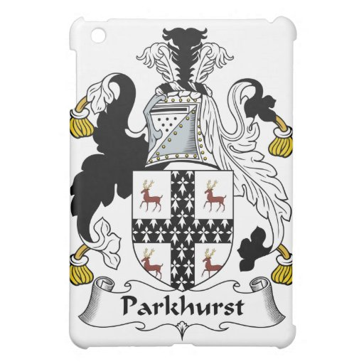 Parkhurst Family Crest Case For The iPad Mini