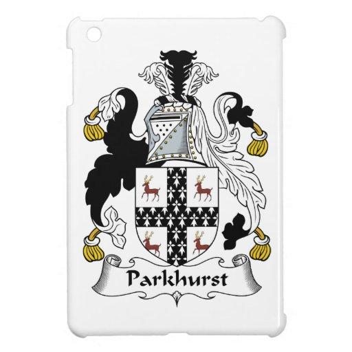 Parkhurst Family Crest Cover For The iPad Mini