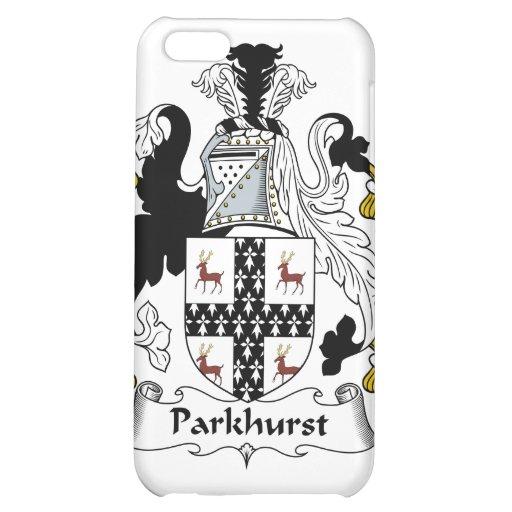 Parkhurst Family Crest iPhone 5C Cover
