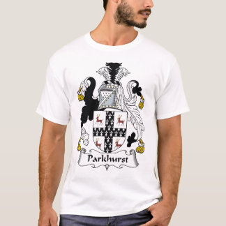 Parkhurst Family Crest T-Shirt
