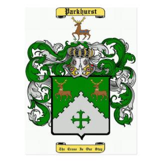 Parkhurst Postcard