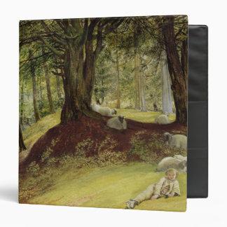 Parkhurst Woods, Abinger, Surrey Binder