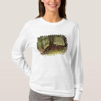 Parkhurst Woods, Abinger, Surrey T-Shirt