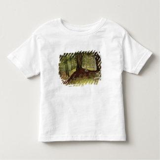 Parkhurst Woods, Abinger, Surrey Toddler T-shirt
