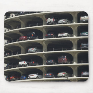 Parking garage Marina City Chicago Illinois USA Mouse Pad