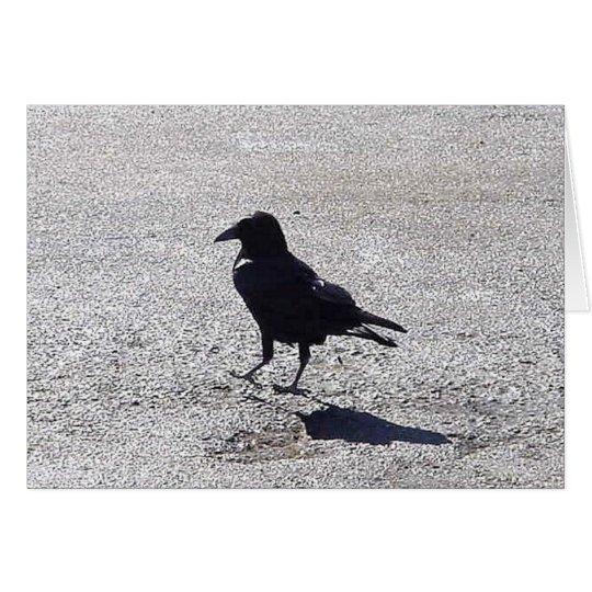 parking lot supervisor... card