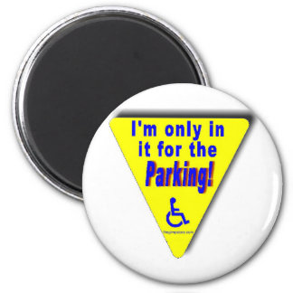 parking magnet