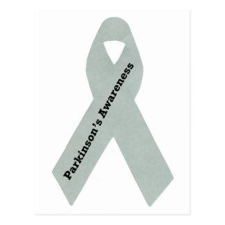 Parkinson s Awareness Ribbon Post Cards
