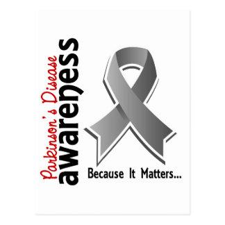 Parkinson s Disease Awareness 5 Postcard