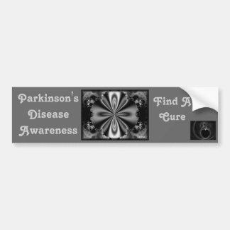 Parkinson s Disease Awareness Bumper Sticker