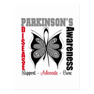 Parkinson s Disease Awareness Butterfly Postcard