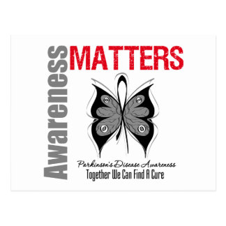 Parkinson s Disease Awareness Matters Postcard