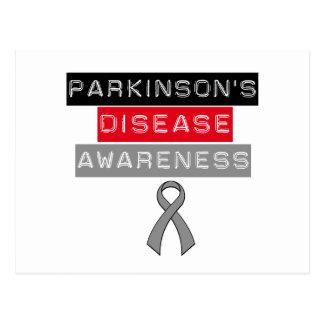 Parkinson s Disease Awareness Ribbon Post Card