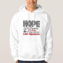 Parkinson's Disease HOPE 1 Hoodie