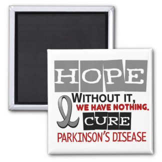 Parkinson's Disease HOPE 2 Magnet
