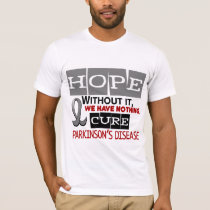 Parkinson's Disease HOPE 2 T-Shirt