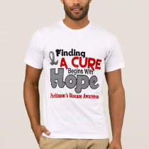 Parkinson's Disease HOPE 5 T-Shirt
