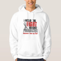 Parkinson's Disease IN THE FIGHT FOR MY DAD 1 Hoodie