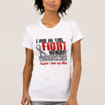 Parkinson's Disease IN THE FIGHT FOR MY MOM 1 Tshirt