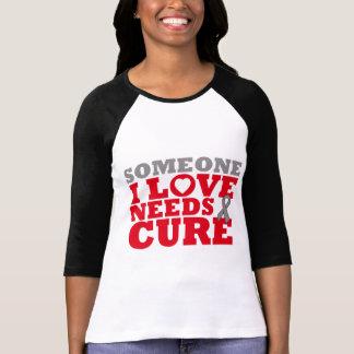 Parkinson's Disease Someone I Love Needs A Cure Shirt