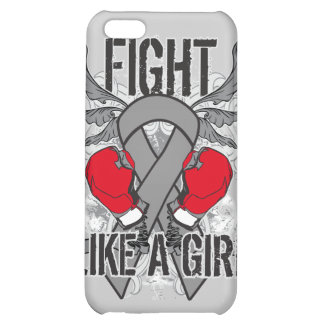 Parkinson's Disease Ultra Fight Like A Girl iPhone 5C Cases