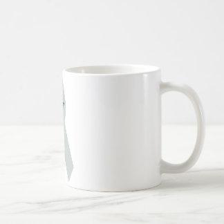 Parkinson's Awareness Ribbon Classic White Coffee Mug