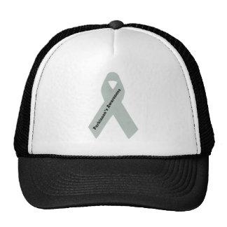 Parkinson's Awareness Ribbon Trucker Hat