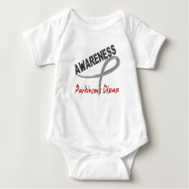 Parkinson's Disease Awareness 3 Baby Bodysuit