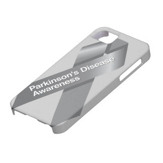 Parkinson's Disease Awareness iphone case