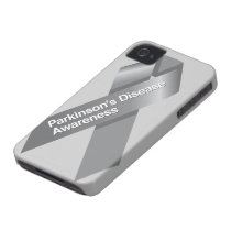 Parkinson's Disease Awareness iphone case