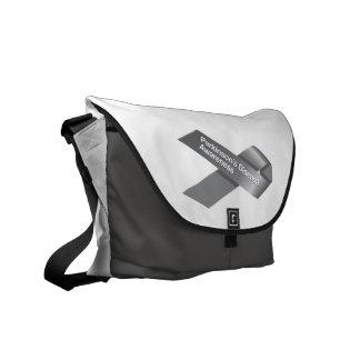 Parkinson's Disease Awareness Messenger Bag