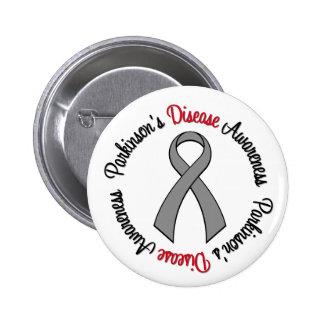 Parkinson's Disease Awareness Pinback Button