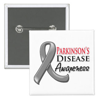 Parkinsons Disease Awareness Ribbon Pin