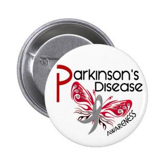Parkinsons Disease BUTTERFLY 3.1 Buttons
