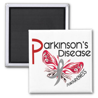 Parkinsons Disease BUTTERFLY 3.1 Magnet