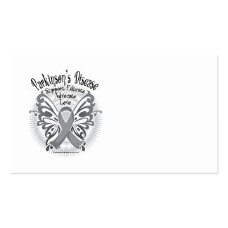 Parkinson's Disease Butterfly 3 Business Cards