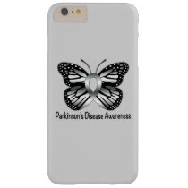 Parkinson's Disease Butterfly Awareness Ribbon Barely There iPhone 6 Plus Case