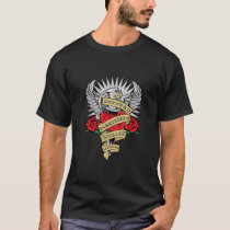 Parkinson's Disease Dagger T-Shirt