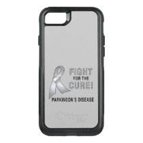 Parkinson's Disease: Fight for the Cure OtterBox Commuter iPhone 8/7 Case