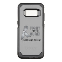 Parkinson's Disease: Fight for the Cure OtterBox Commuter Samsung Galaxy S8 Case